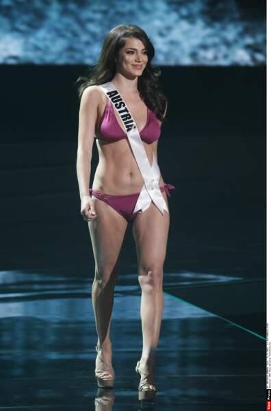 Miss Austriche, Amina Dagi