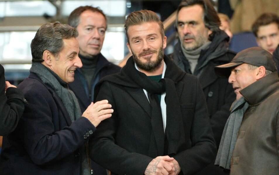 David Beckham est déçu...