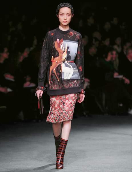 BESTIAIRE - Défilé Givenchy par Riccardo Tisci