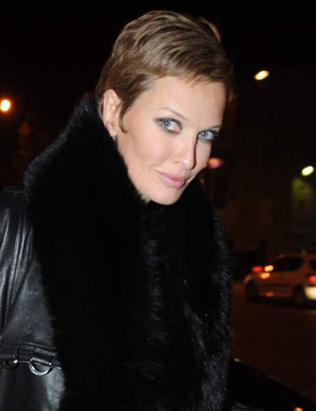 Karen Mulder à 44 ans