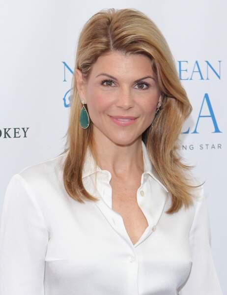 Lori Loughlin, que l'on a vue récemment dans 90210, le Beverly Hills nouvelle génération