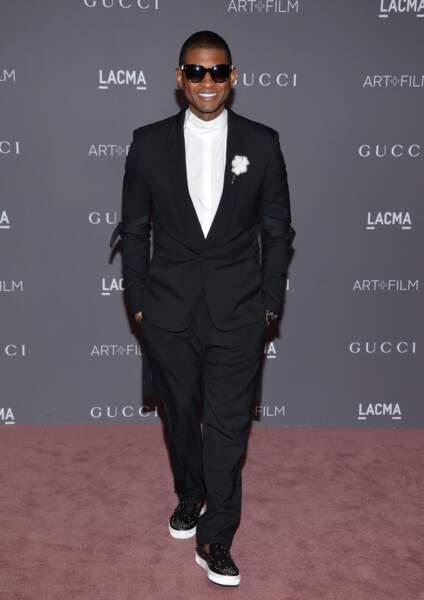 Usher 2017 LACMA Art + Film Gala - LA
