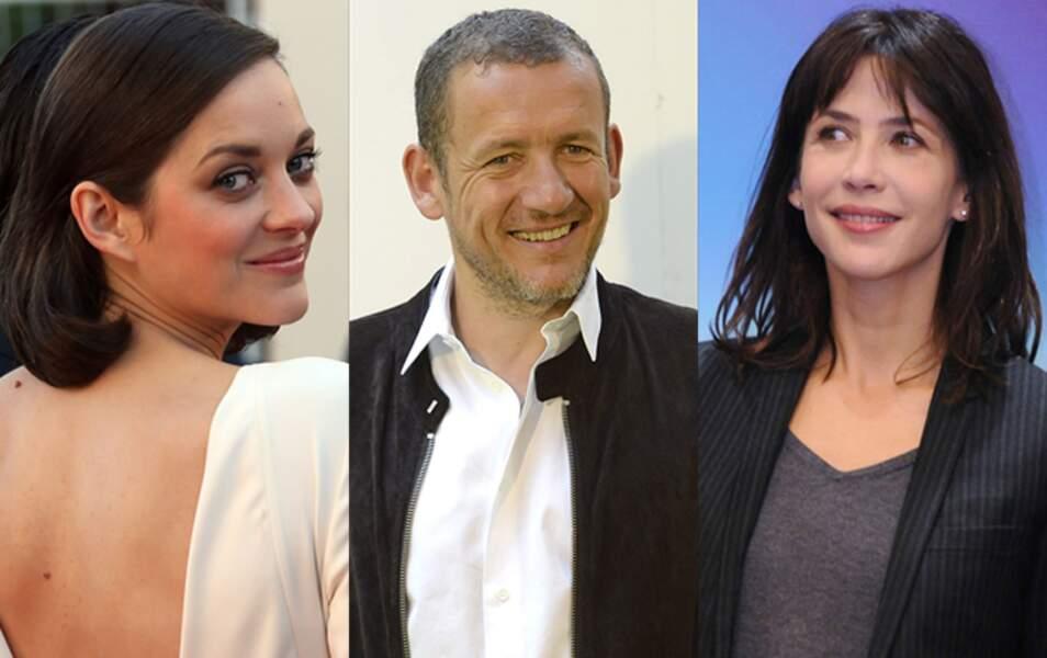 Les acteurs et actrices français(e)s les mieux payé(e)s du premier semestre 2013 sont…