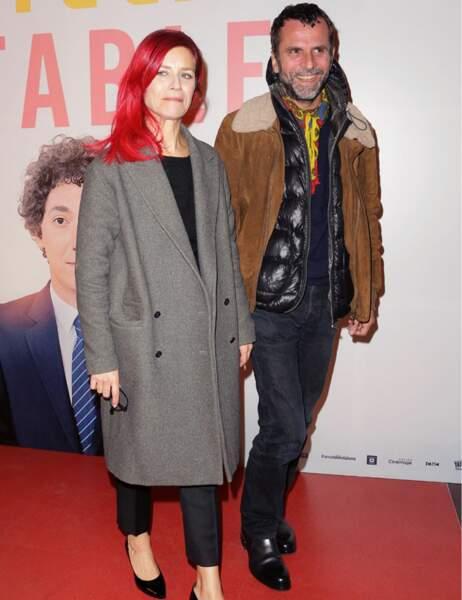 Marina Fois et Eric Lartigau