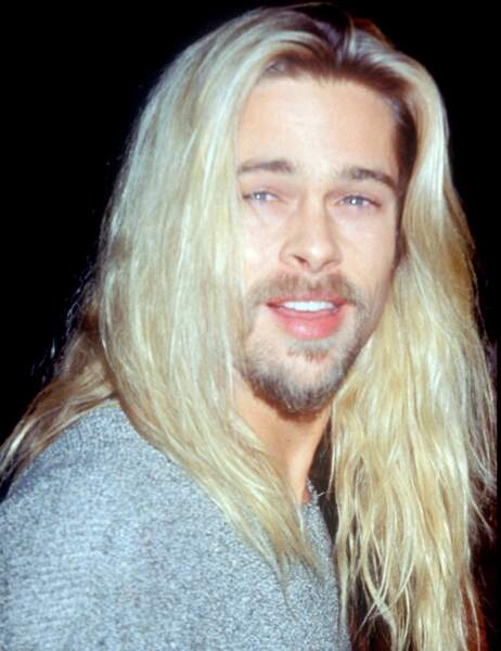 Brad Pitt n'aurait pas du confondre eau de javel et shampoing