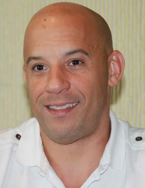 ...et Vin Diesel aujourd'hui