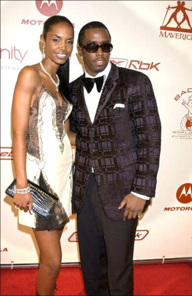 Ces stars parents de jumeaux : P. Diddy et Kim Porter