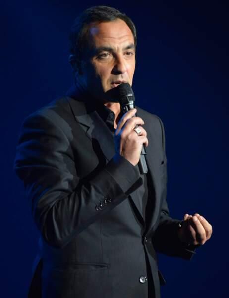 Il est suivi de Nikos Aliagas, le présentateur de The Voice est ennuyeux pour 19% des sondés