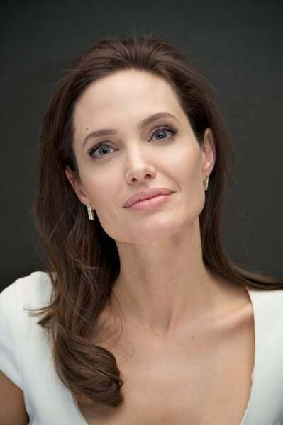 9ème place pour Angelina Jolie, détestée par 5,59 % des votants