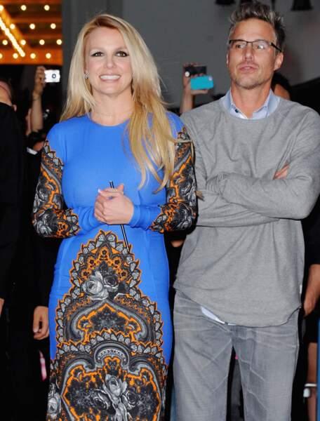 Britney Spears et Jason Trawick