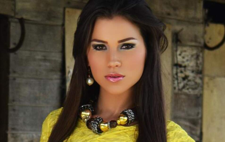 Miss Costa Rica Yarly Marin, 23 ans, 1m70