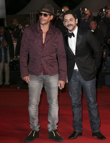 Joey Star et Manu Payet