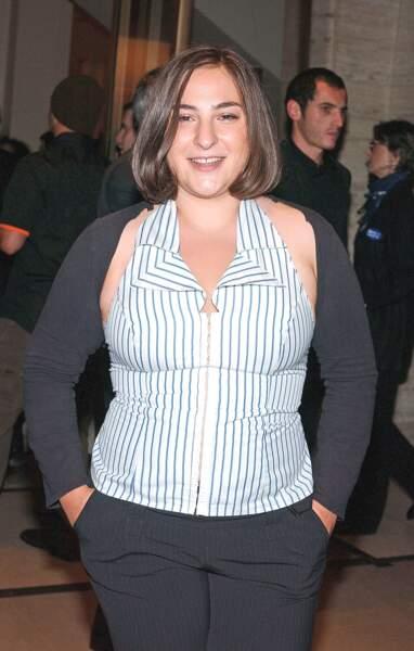 Avant-après ces stars qui ont perdu du poids - Marilou Berry avant