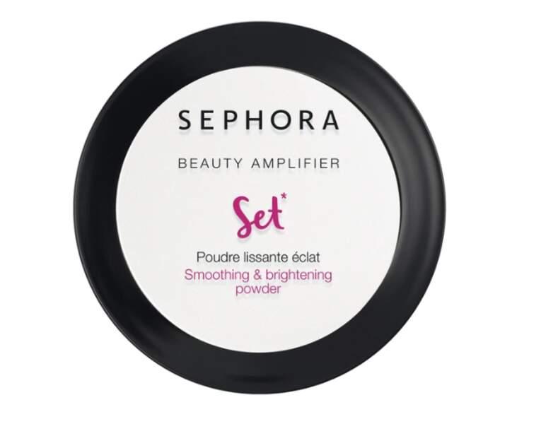 Poudre lissante éclat, Sephora, 13,99€