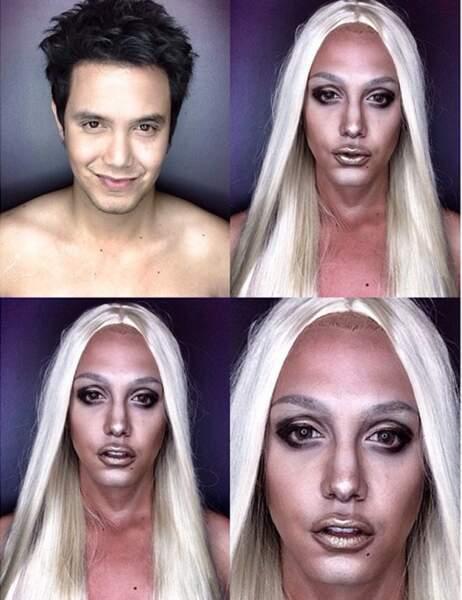 Paolo Ballesteros en Lady Gaga 2/2