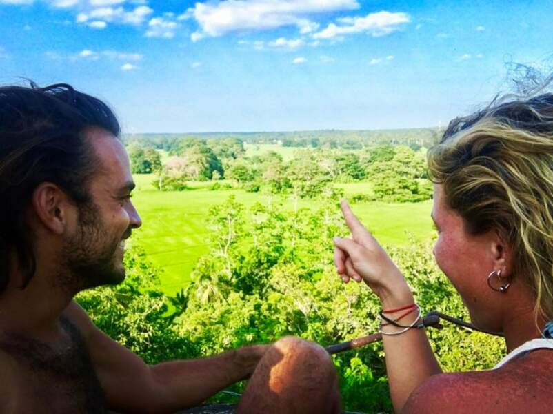 Jérémy et Candice postent beaucoup de photos à deux