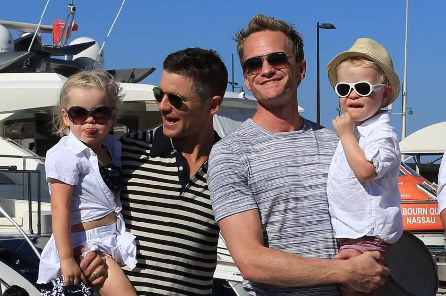 Ces stars parents de jumeaux : Harper et Gideon sont nés le 12 octobre 2010