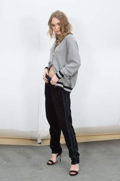 Lily-Rose Depp, l'égérie du parfum N°5 de Chanel