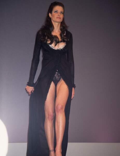 Stephanie Seymour en 1996