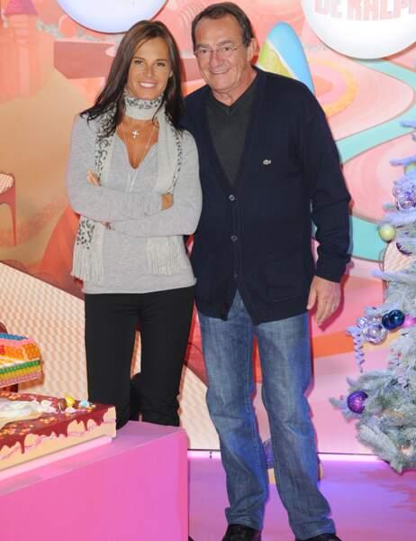Nathalie Marquay et Jean-Pierre Pernaut