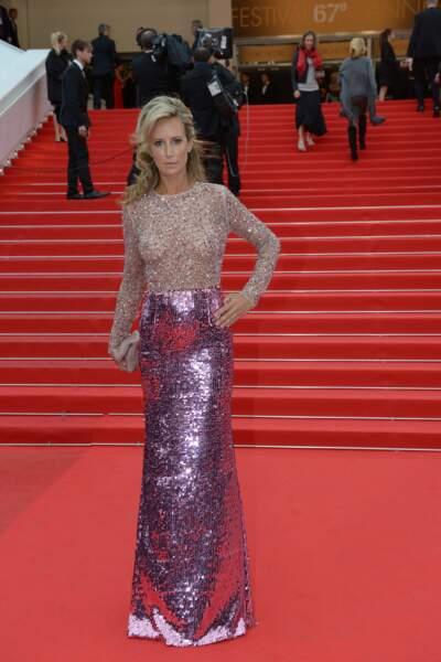 Festival de Cannes, les accidents de tenue les plus sexy - Lady Victoria Hervey vous qu'on n'en rajoute pas !