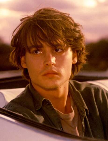 Johnny Depp en 1993 dans Arizona Dream