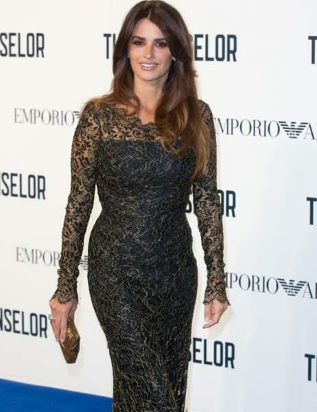 Niveau silhouette, elle n'a rien à envier à Kate Middleton