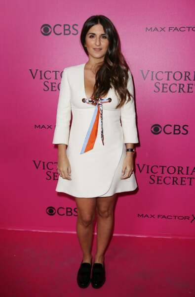 Défilé Victoria's Secret : Géraldine Nakache