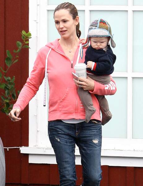 Jennifer Garner et Samuel
