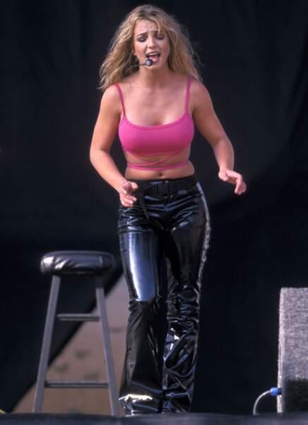 Britney Spears avant