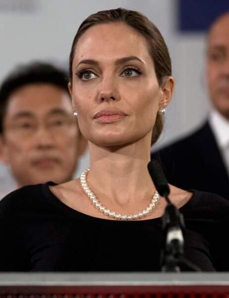 15ème place : Angelina Jolie