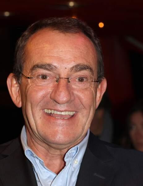 18- Jean-Pierre Pernaut reste stable et ne perd que deux petites places