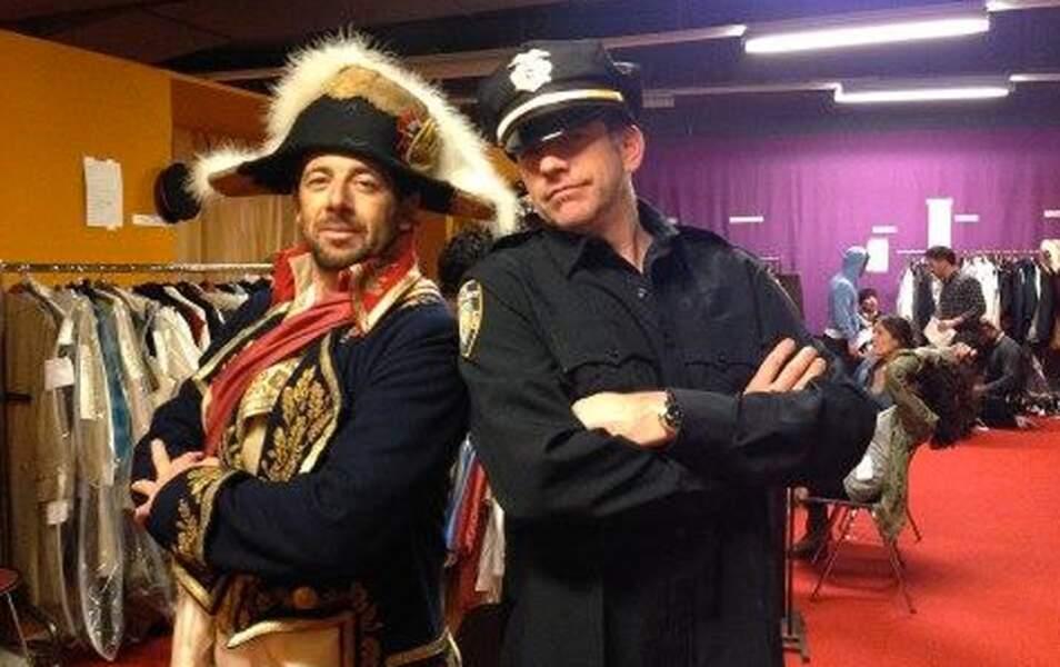 Patrick Bruel et Garou