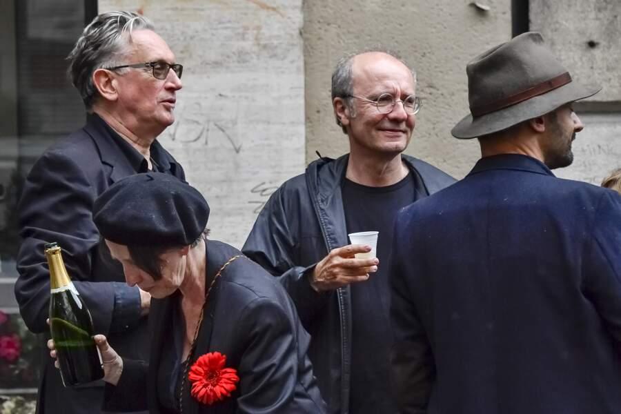 Benoît Delépine et Philippe Geluck