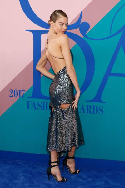 CFDA Fashion Awards 2017 - Le top Martha Hunt