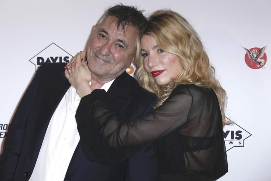 Avant-première du film Chacun sa vie : Jean-Marie Bigard et Lola Marois