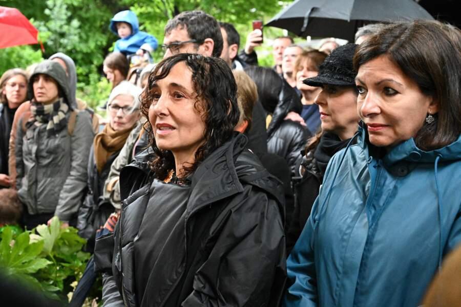 Aziza Higelin, la compagne du regretté musicien, profondément touchée par cet hommage