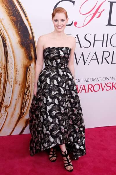 CFDA Fashion Awards : avant d'illuminer le tapis rouge comme la star qu'elle est