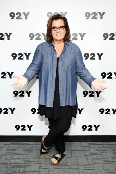 Avant-après ces stars qui ont perdu du poids - Rosie O'Donnell après
