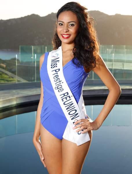 Sloann BARBIN, Miss Prestige Réunion