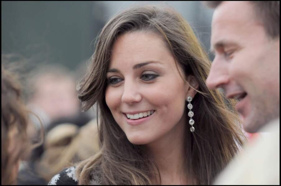 Kate Middleton en 2008