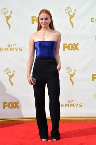 Sophie Turner a de plus jolies tenues dans Game of Thrones
