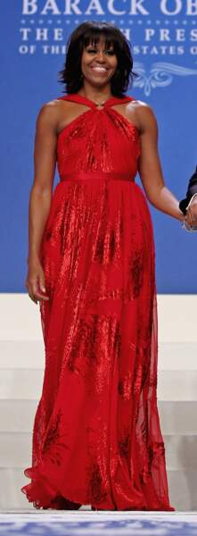 Michelle Obama en Jason Wu