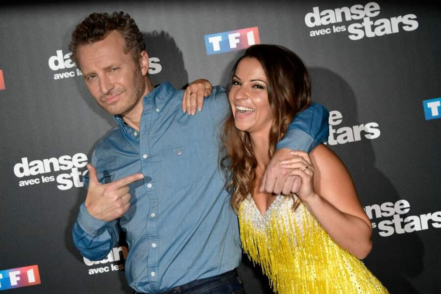 Danse avec les stars 8 - Pour l'instant le duo a surtout l'air de bien se marrer ensemble
