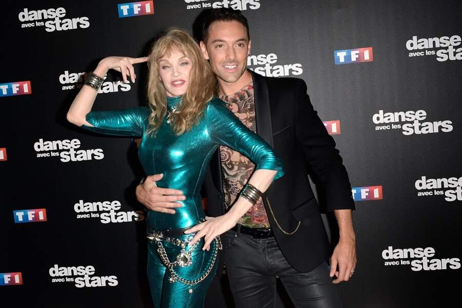 Danse avec les stars 8 - Arielle Dombasle dansera avec Maxime Dereymez