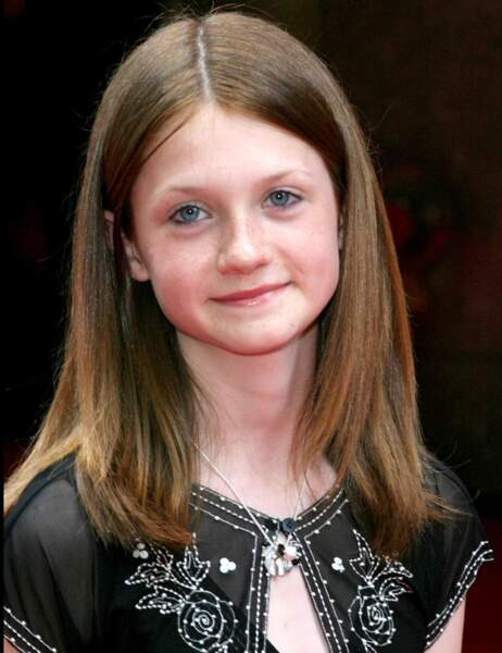 Ginny Weasley, la petite soeur de Ron...