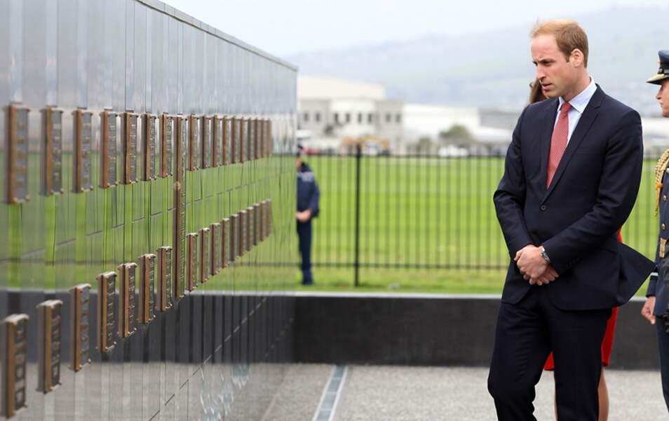 Hommage aux soldats néo-zélandais qui ont combattu pour la paix dans la monde