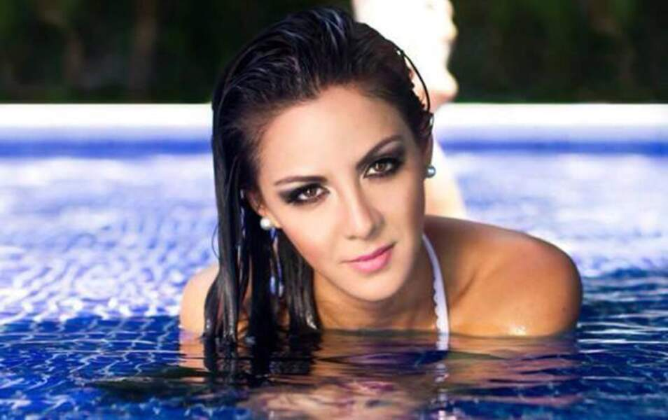 Miss Guatemala Karla Loraine Quinto, 25 ans, 1m63