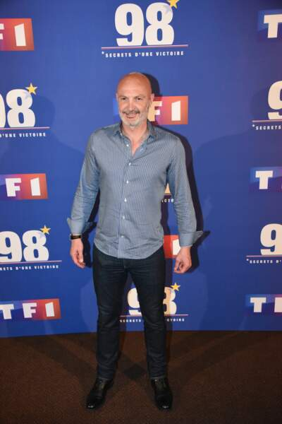 Franck Leboeuf en 2018 (50 ans)