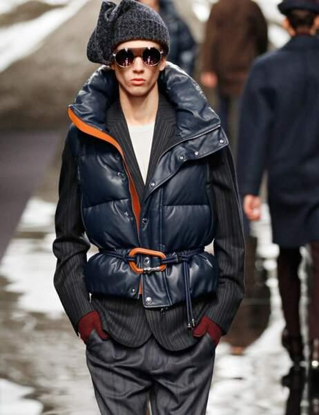 Défilé Vuitton automne hiver 2013-14